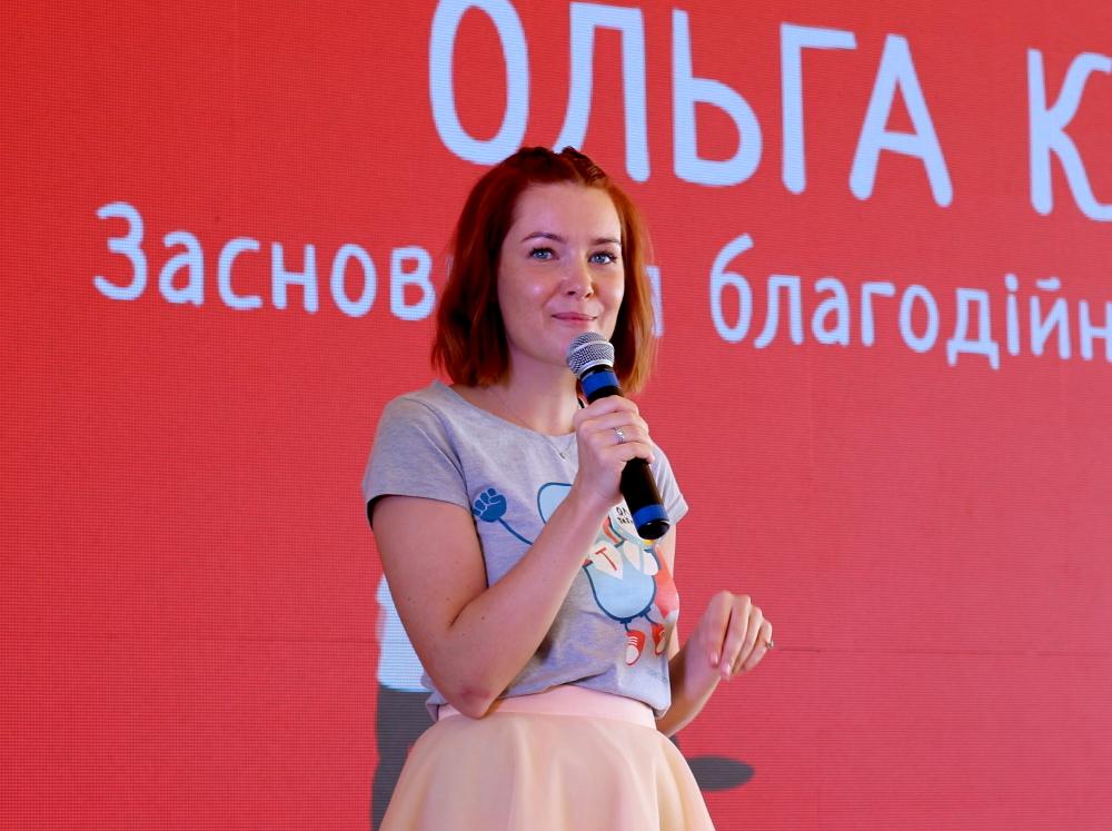 """Ольга Кудиненко: """"Наша цель - достичь того, чтобы показатели выживания от всех видов рака в Украине достигли 85%"""""""