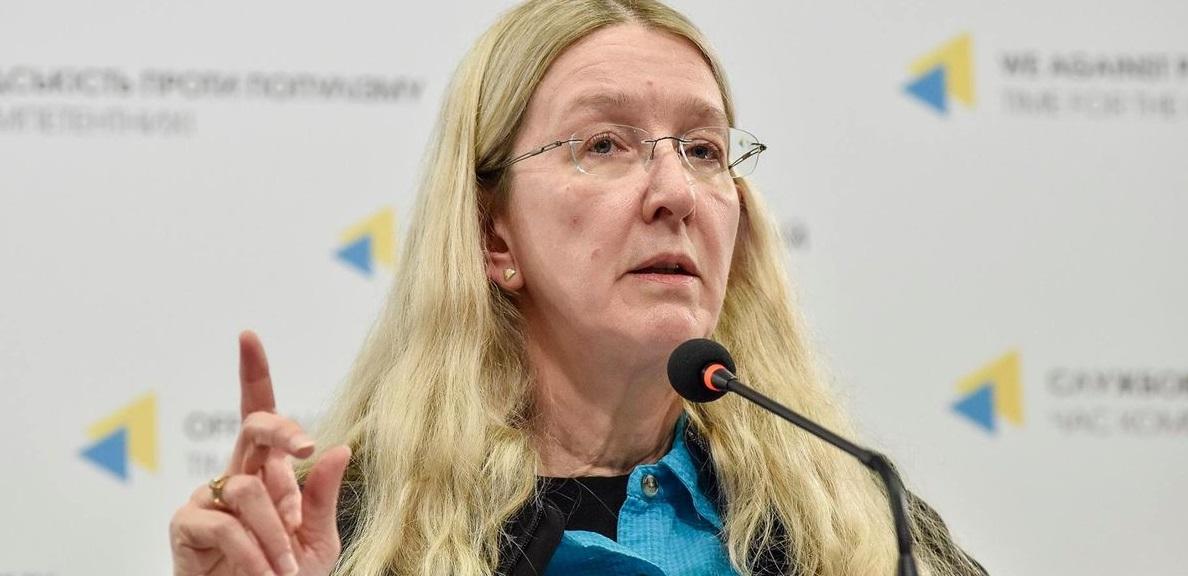 Ульяна Супрун, и.о. министра здравоохранения, считает Киевский и Одесский медуниверситеты одними из наиболее коррумпированных в стране