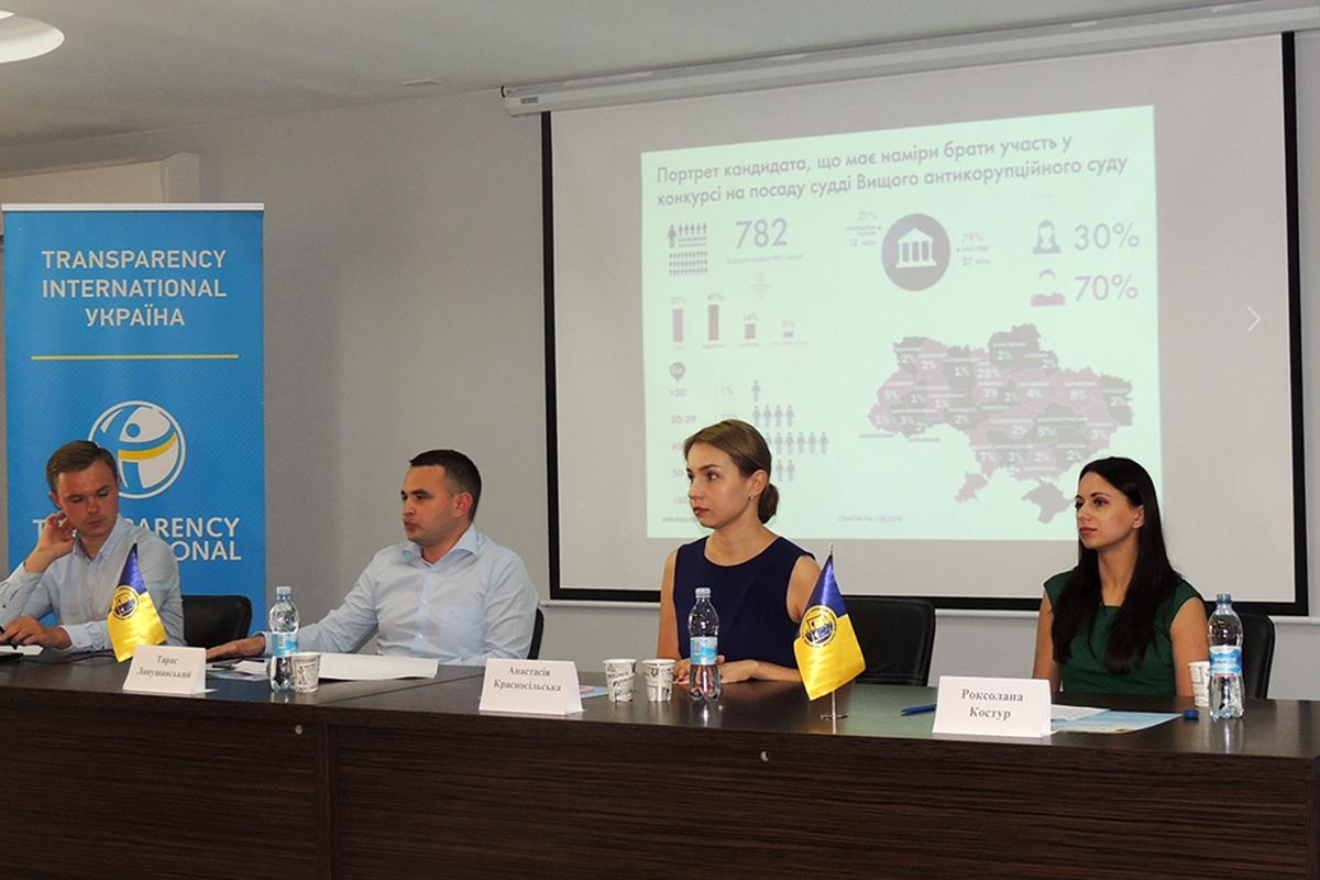 Анастасия Красносельская уверена, что для предотвращения манипуляций ВККС необходимо изменить процедуру оценивания судей, предусмотрев больше прозрачности