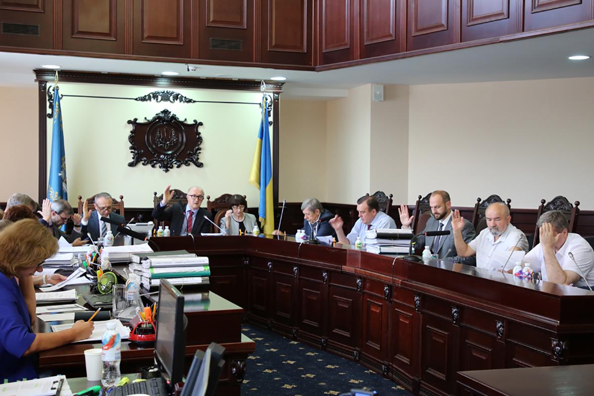 Процесс проведения конкурса для будущих судей может задержаться из-за формирования Совета международных экспертов