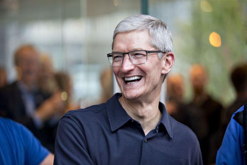 Время пробуждения главы Apple Тима Кука - 03:45