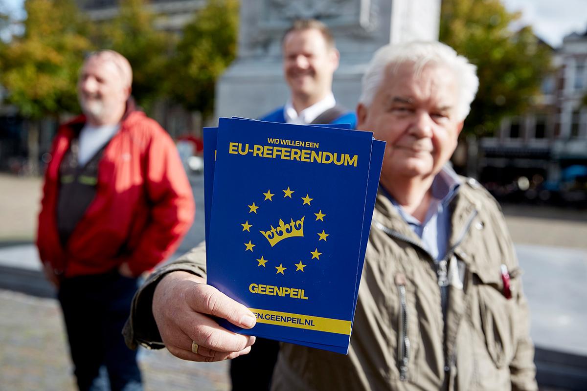 Жители Нидерландов на референдуме отодвинули перспективы вступления Украины в ЕС на неопределенное время