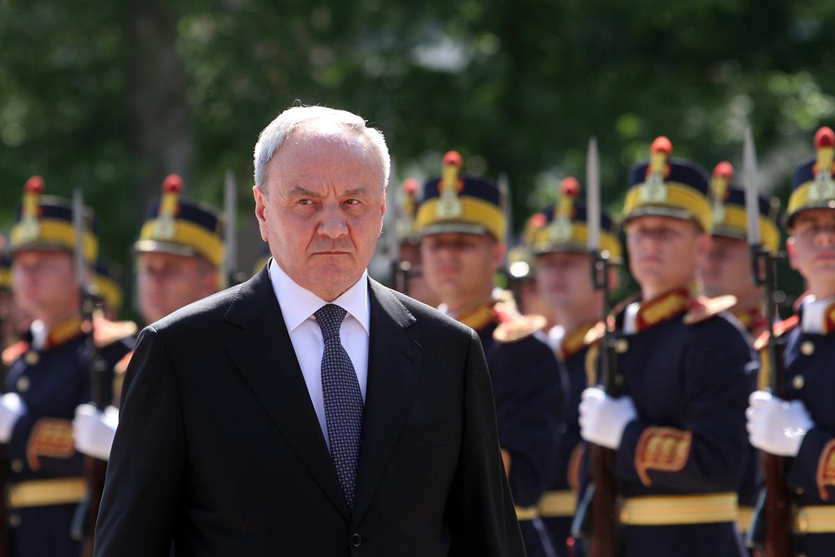 За объединение с Румынией выступал и предшественник Додона на посту президента Молдовы Николай Тимофти
