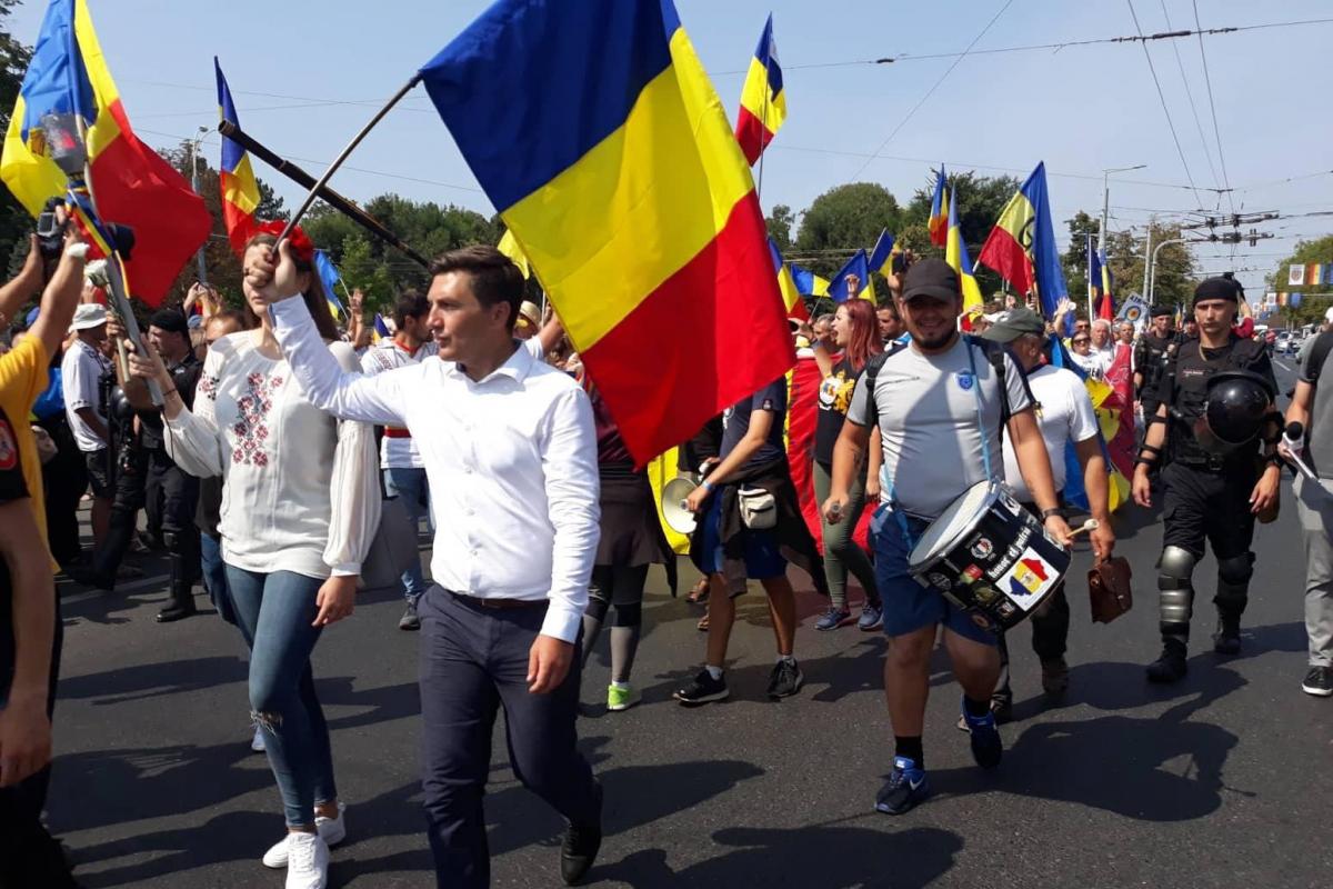 Трансграничный марш унионистов на 1200 км