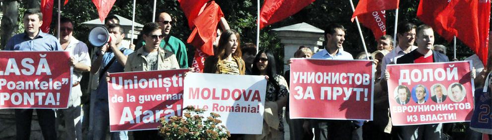 Идейных сторонников присоединения к Румынии только 22% среди молдаван, за молдавский государственный язык - 70%