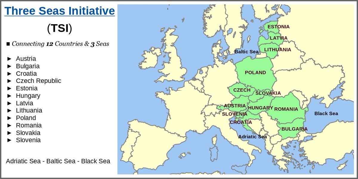 Страны - участницы межгосударственной инициативы Триморье