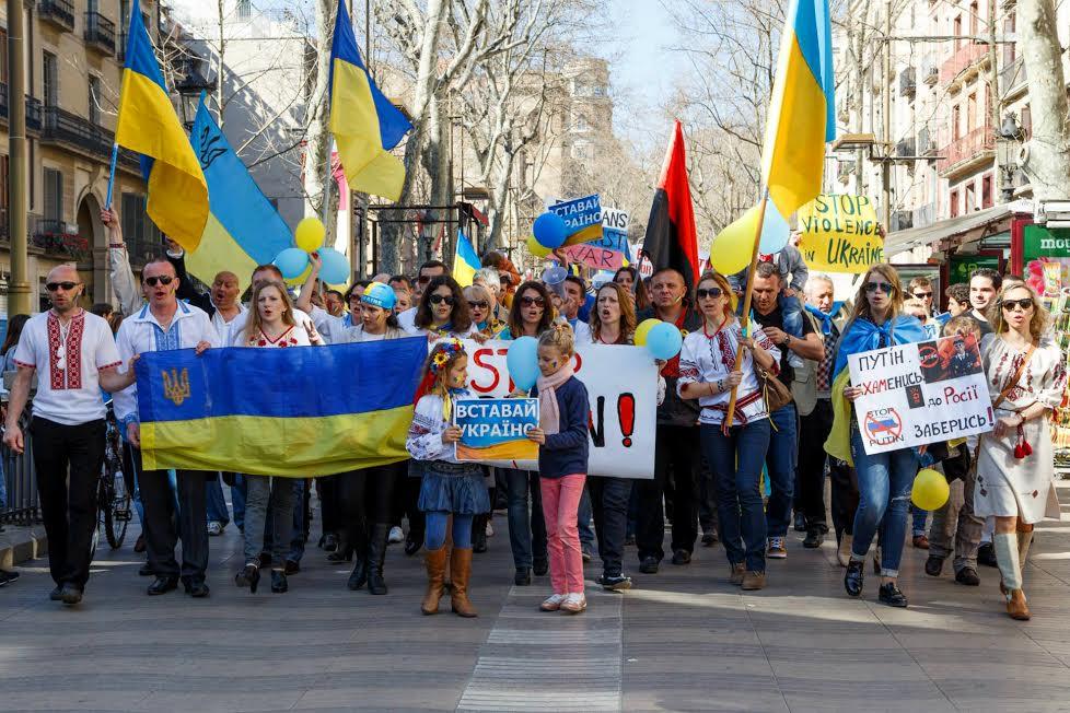 Власть ошибается, если думает, что украинцы, которые вынужденно покинули свою страну, будут вне политики