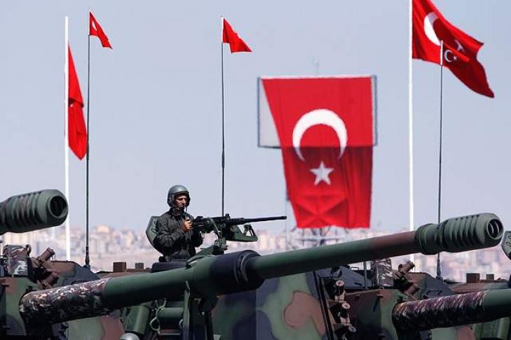 Турция стягивает вооруженные силы в провинцию Идлиб