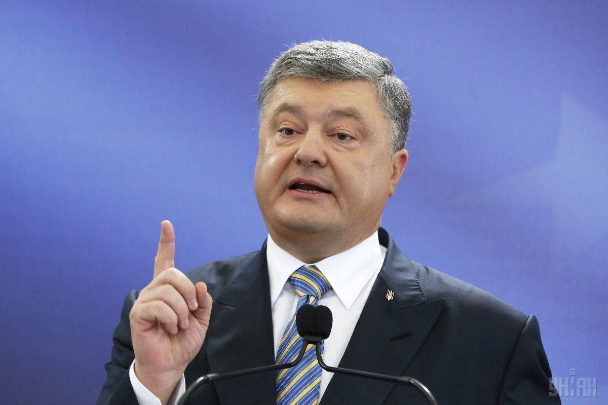 Президент Порошенко за создание цивилизованного рынка земли в Украине, но не сейчас