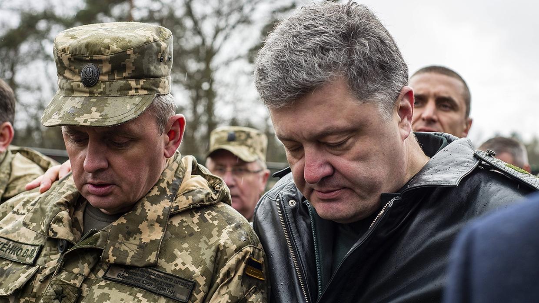 Склады взрываются на день рождения президента Порошенко, а в этот раз - под Ичней - накануне дня рождения начальника Генштаба Муженко