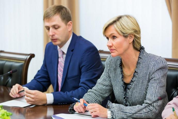 Директор Всемирного банка по делам Украины, Беларуси и Молдовы Сату Кахконен