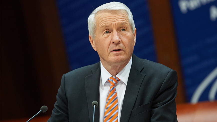 Генсек Совета Европы Турбьерн Ягланд заявил, что Россия не вернется в ПАСЕ в 2019 г., хотя до принятия такого решения его секретариат разослал депутатам секретный документ о неправомочности санкций против российской делегации