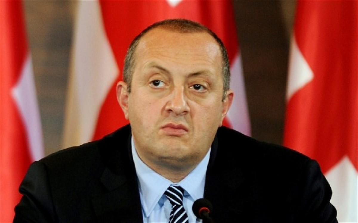 Гиорги Маргвелашвили, президент Грузии с 17 ноября 2013 года и по настоящее время