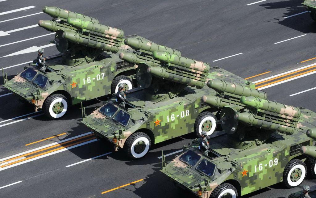 Китайские стратегические ракеты