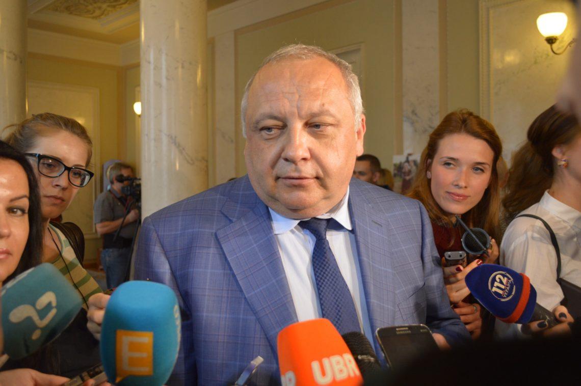 Нардеп Игорь Гринев - главный стратег в предвыборном штабе Порошенко