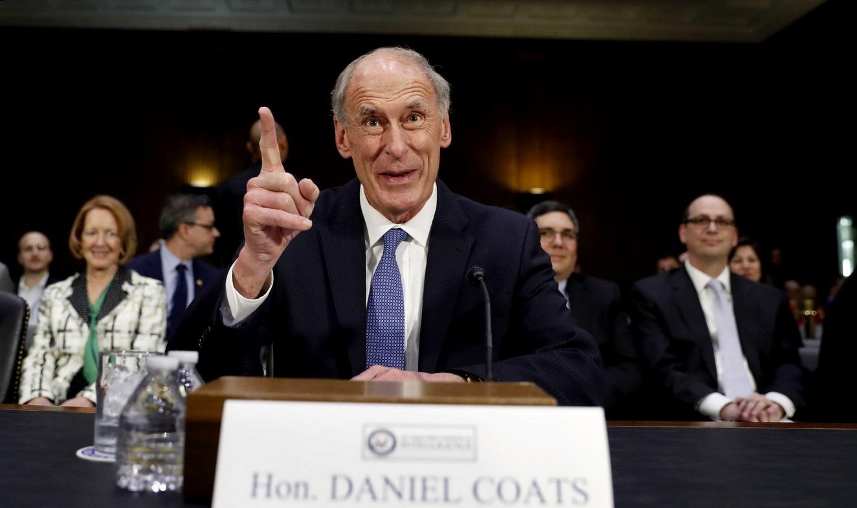 Глава Национальной разведки США Дениэл Коутс уверен: не только Россия намерена вмешиваться в демократические процессы Америки