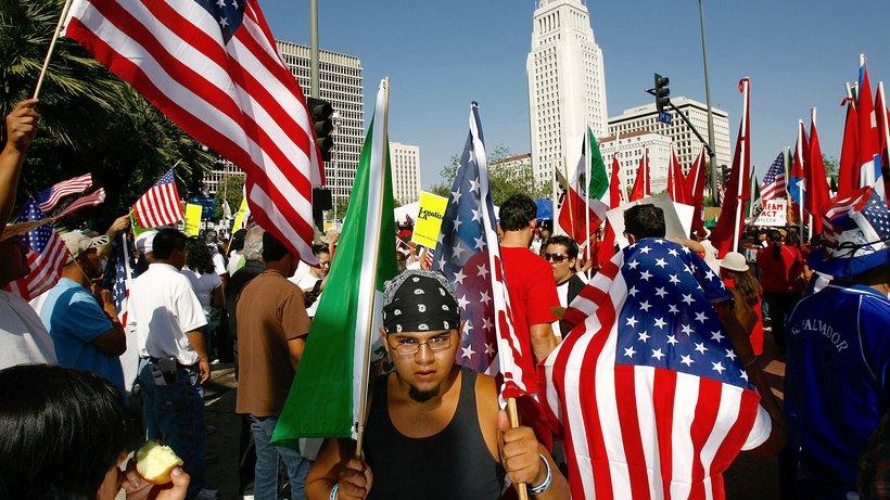 Аналитики считают, что результаты промежуточных выборов в США в ноябре определят выходцы из Латинской Америки