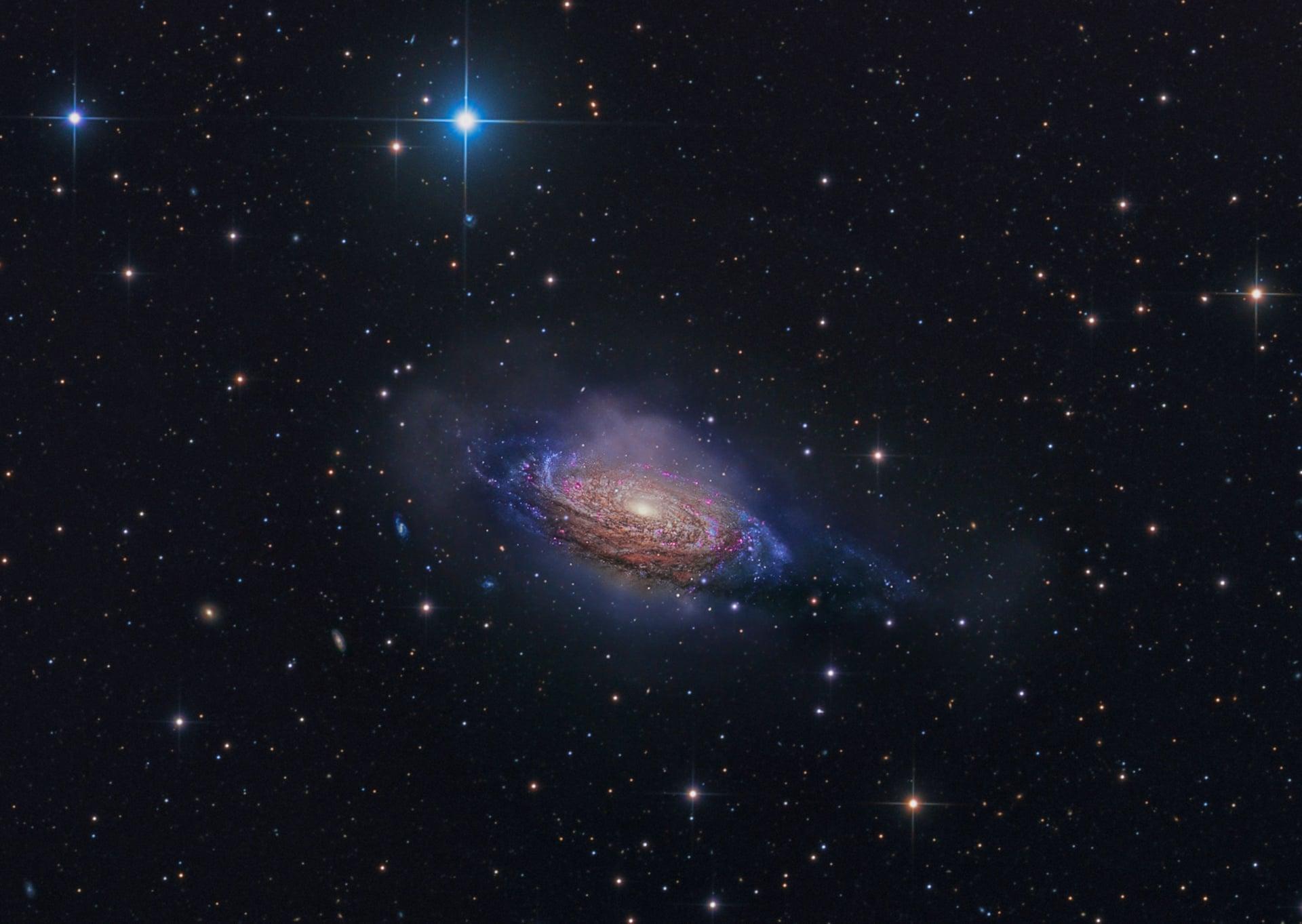 """Категория """"Галактики"""" / Steven Mohr"""