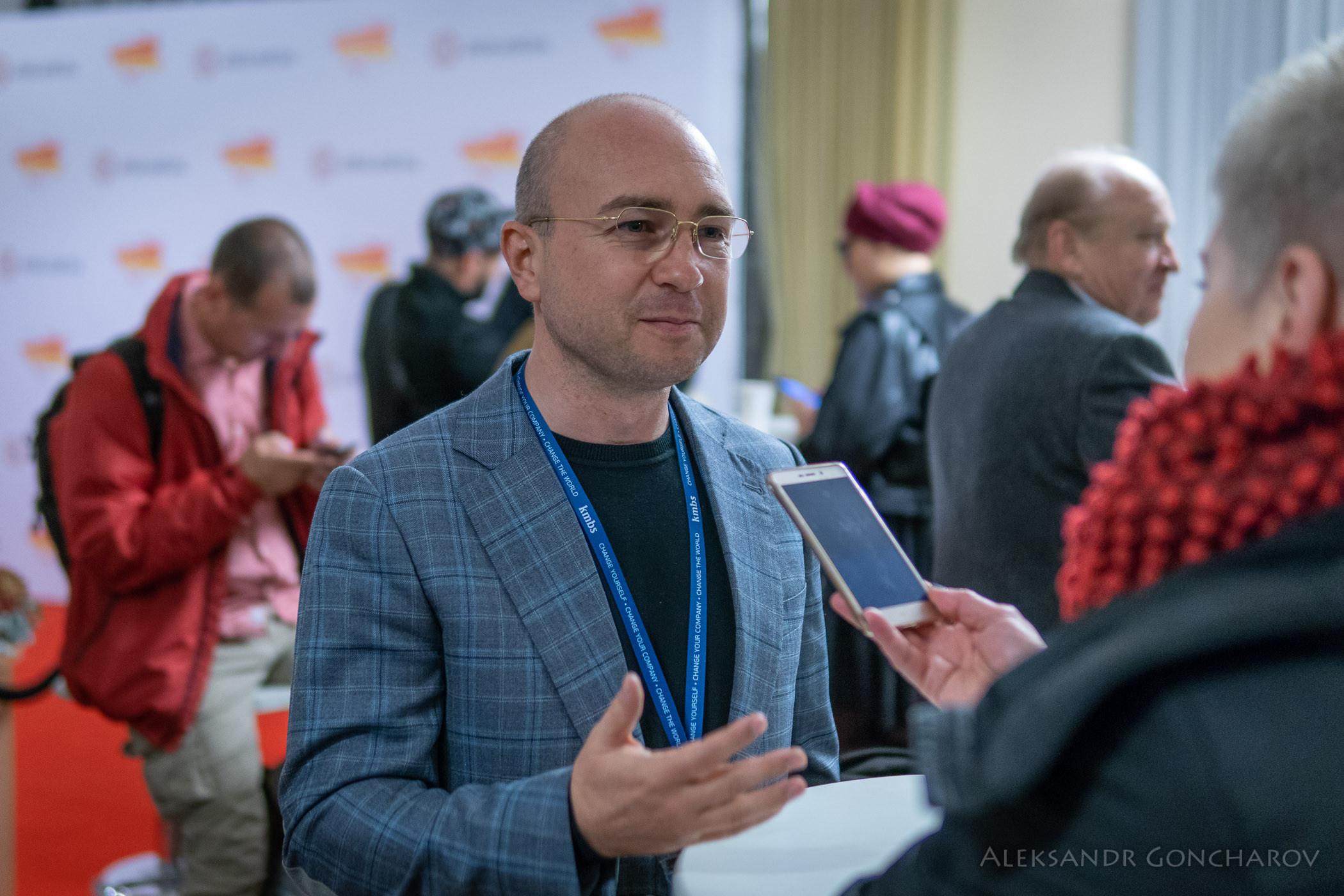 Александр Лиев, глава правозащитной группы «20 февраля», бывший министр курорта и туризма АР Крым