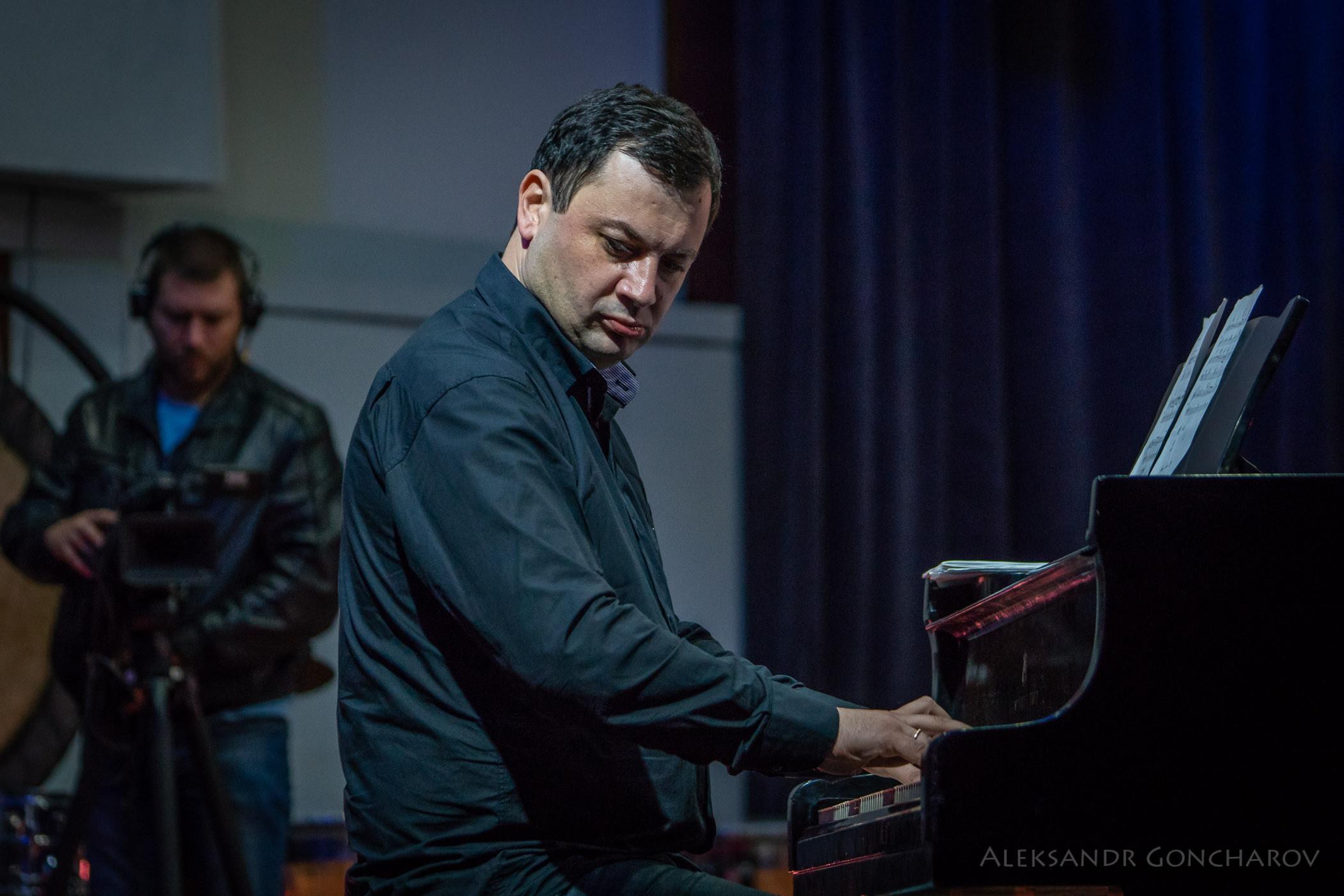 Усейн Бекиров, крымскотатарский композитор, аранжировщик и джазмен