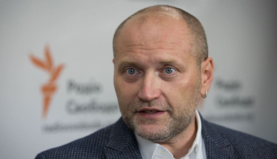 Глава парламентской следственной комиссии по расследованию покушения на Катерину Гандзюк обещает уйти с этого поста, если работа комиссии будет саботироваться