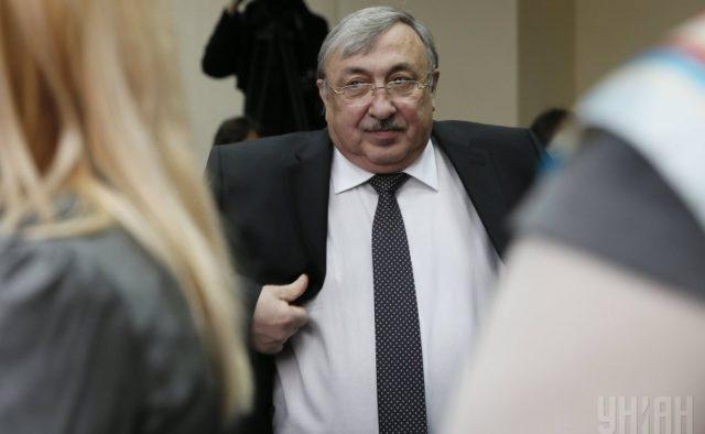 Судья Высшего хозяйственного суда Виктор Татьков