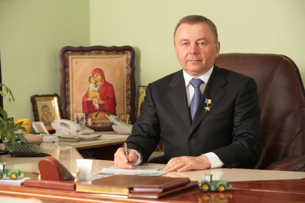 """Иван Гута вместе с супругой Клавдией создали в начале 1990-х агрохолдинг """"Мрия"""""""