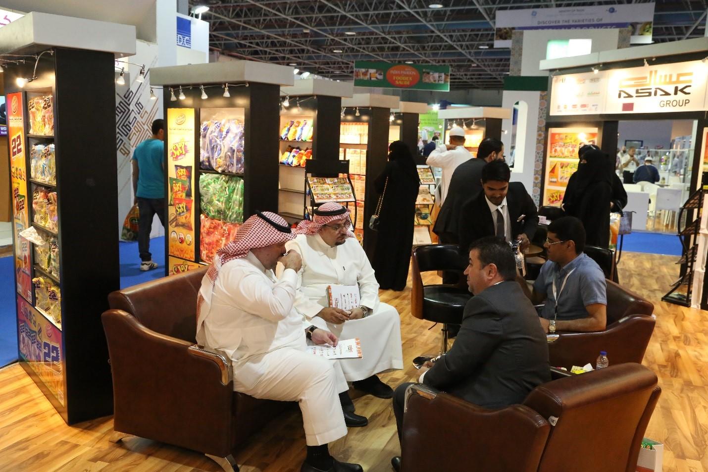 Форум производителей пищевых продуктов Foodex Saudi в Саудовской Аравии, 12-15 ноября