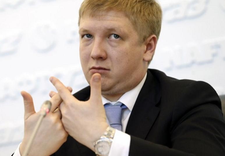 """Глава правления НАК """"Нафтогаз Украины"""" Андрей Коболев может запретить поставки газа должникам, если те не выплатили 90% от суммы долга"""