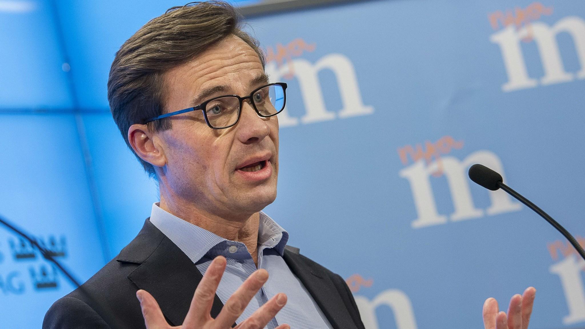 Ульфу Кристерсону, лидеру правоцентристского Альянса парламент Швеции не доверил формирование нового правительства