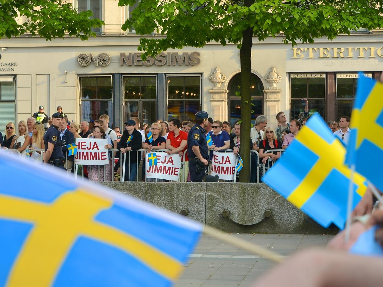 Голосованием на выборах парламента шведы показали, что устали от Евросоюза