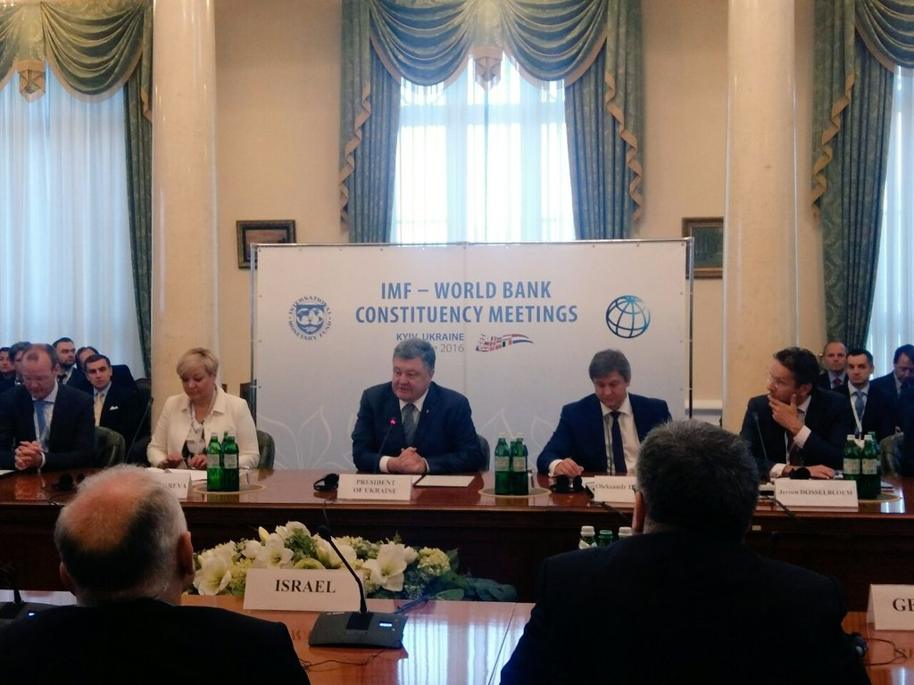"""МВФ и Всемирный банк поддерживают """"законопроект о сплите"""""""
