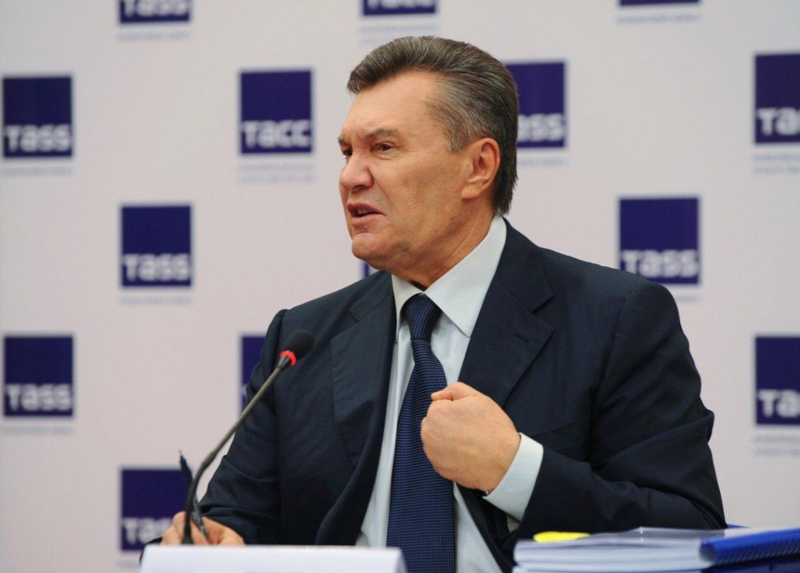 Объявит ли Интерпол в международный розыск беглого президента Украины Януковича после окончания суда по делу о государственной измене?