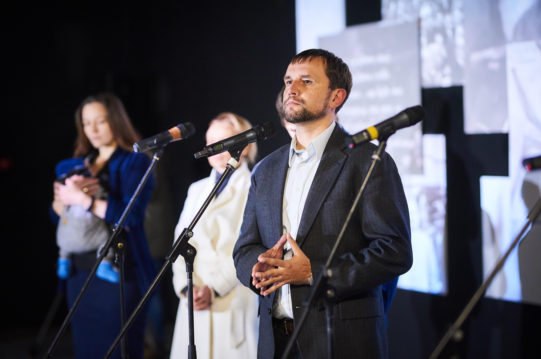Владимир Вятрович, директор Украинского института национальной памяти