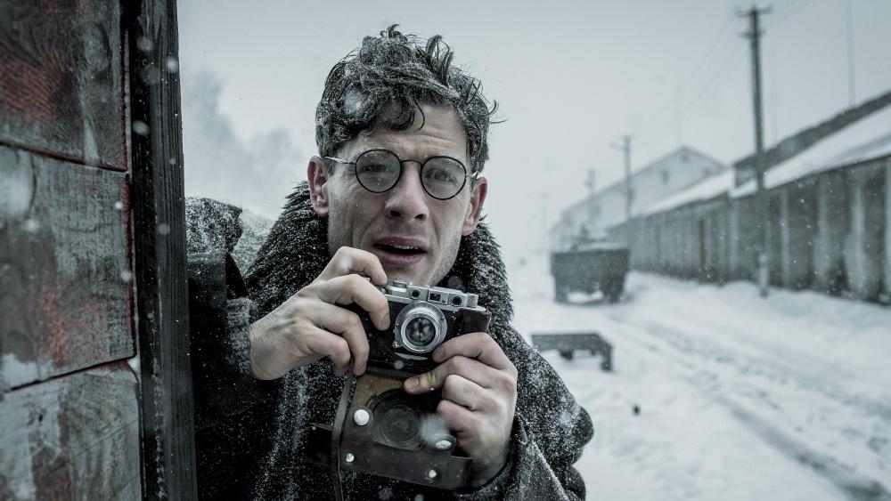 Британский актер Джеймс Нортон сыграл Гарета Джонса в фильме Агнешки Холланд. Премьера исторического триллера состоится в 2019 году