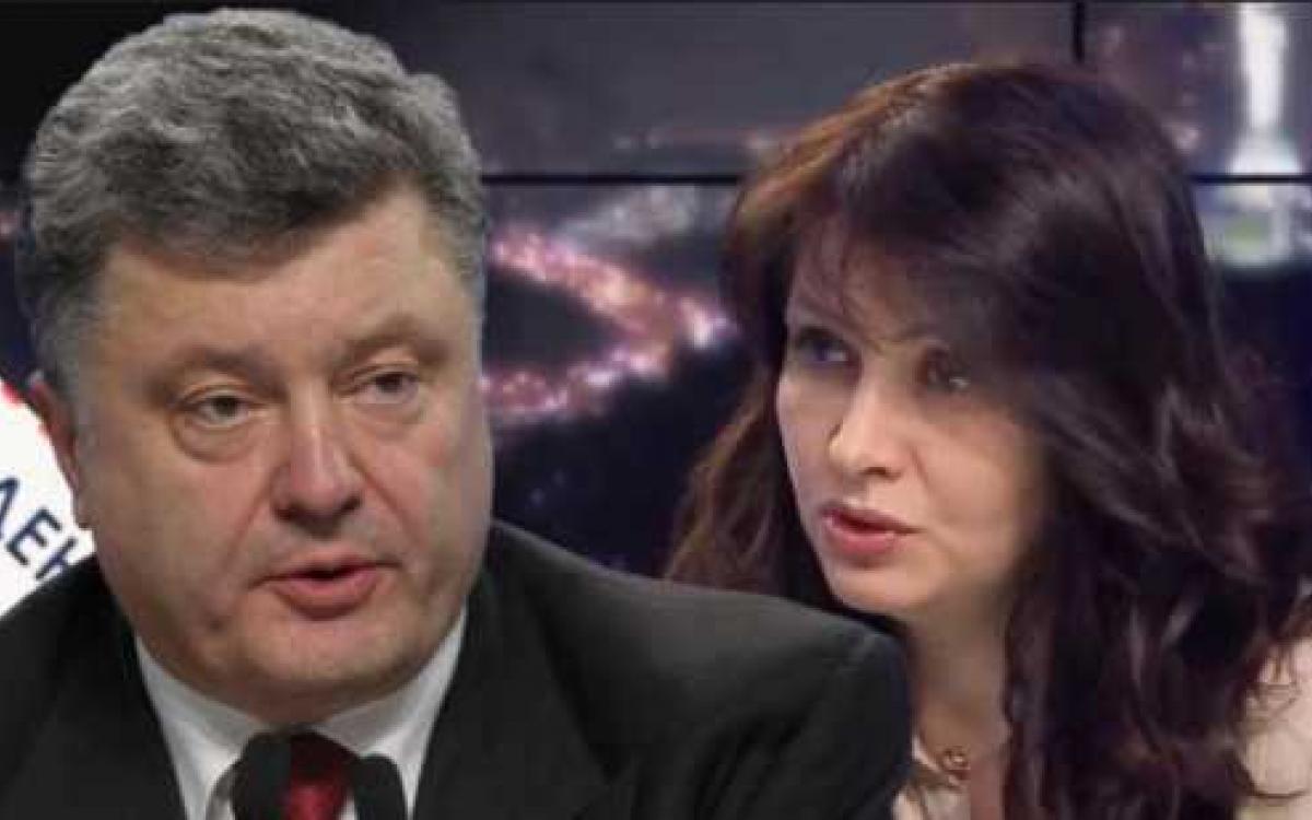 Ирину Фриз считают полностью человеком президента Порошенко, на которого она работает уже около 15 лет