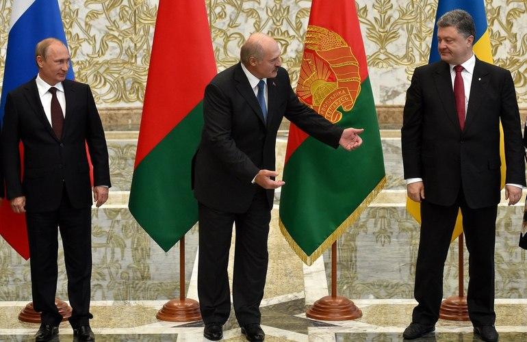17 мая президент Порошенко подписал Указ о том, что Украина прекращает работу в структурах СНГ