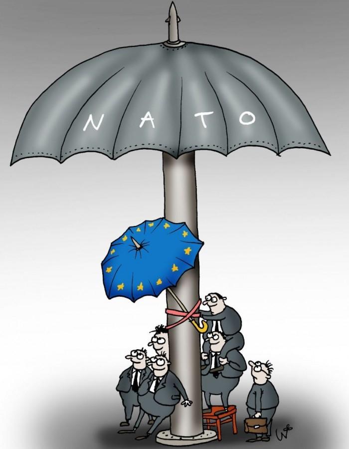 Европейские лидеры все чаще говорят о создании единой армии ЕС