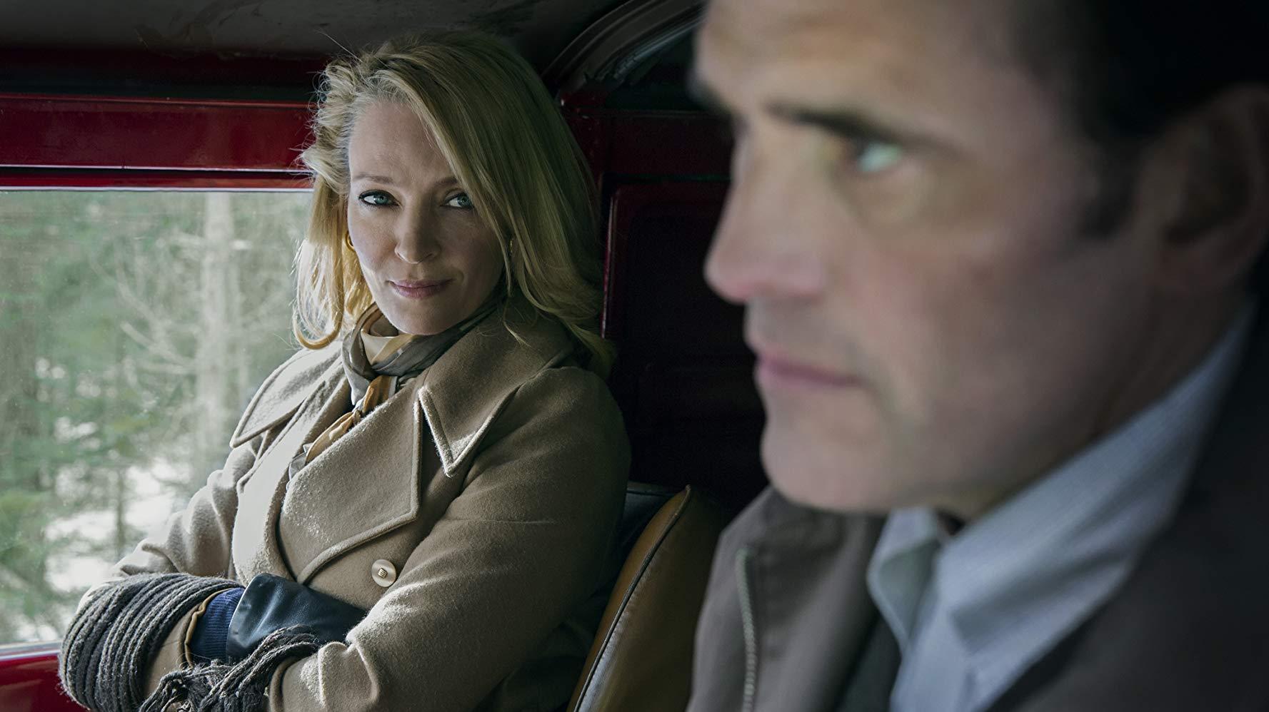 Роль первой жертвы Джека исполнила Ума Турман / IMDB