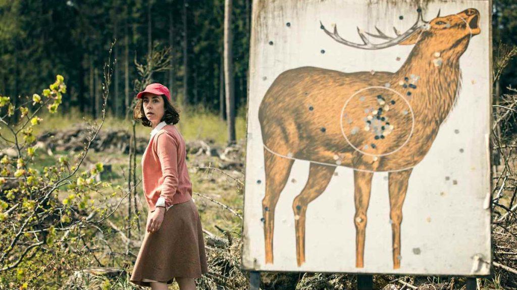 Особой жестокостью и циничностью отличается убийство женщины №3 (Софи Гробель) и ее сыновей / IMDB