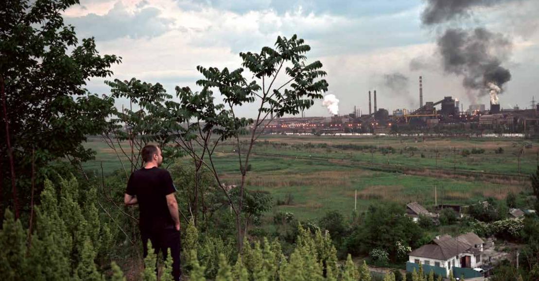 Больше всего тяжелых металлов нашли в донных отложениях водоемов Харькова и Запорожья