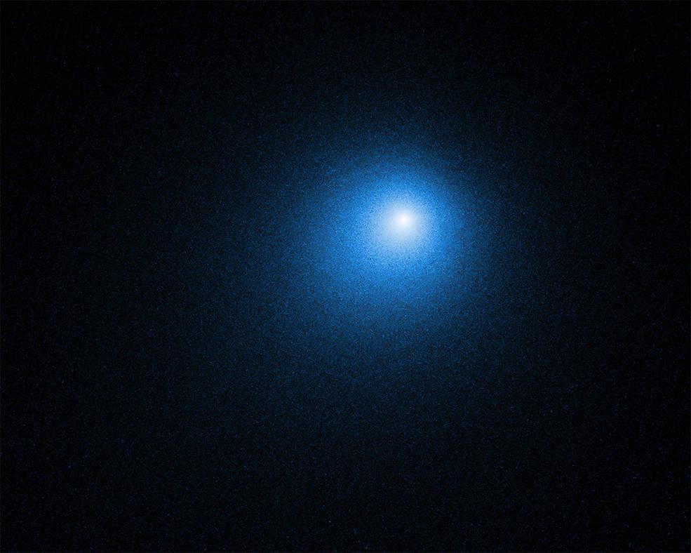 Телескоп сфотографировал комету Виртанена