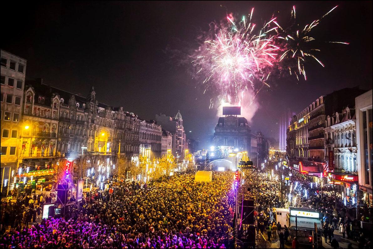 Новый Год в Брюсселе