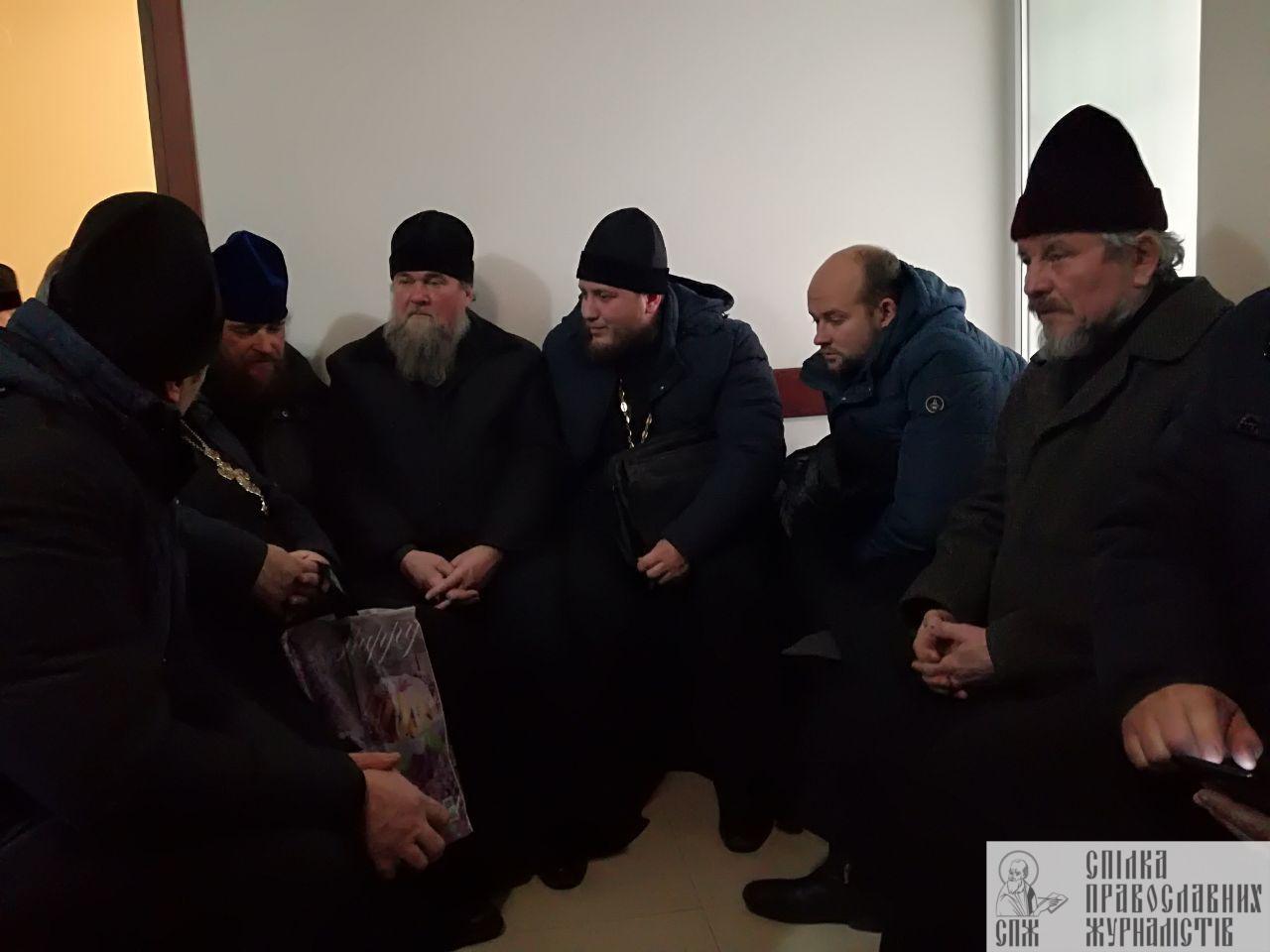 СБУ пригласила для беседы священников УПЦ МП, которые назвали это допросоми