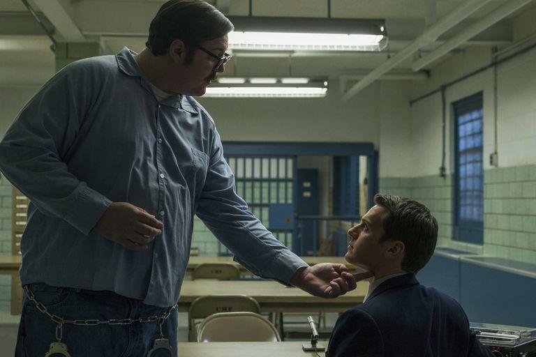 """Кадр из 10 эпизода 1 сезона """"Охотника за разумом"""" / Netflix"""