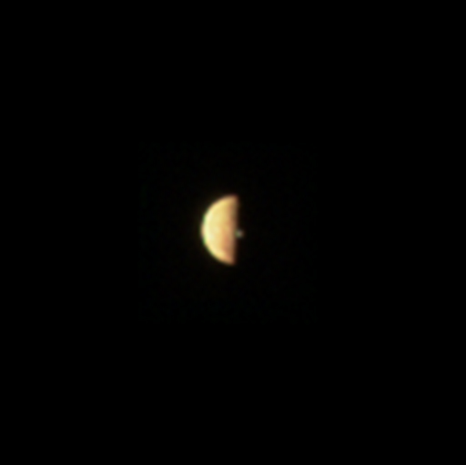 Размещено фото извержения вулкана наспутнике Юпитера