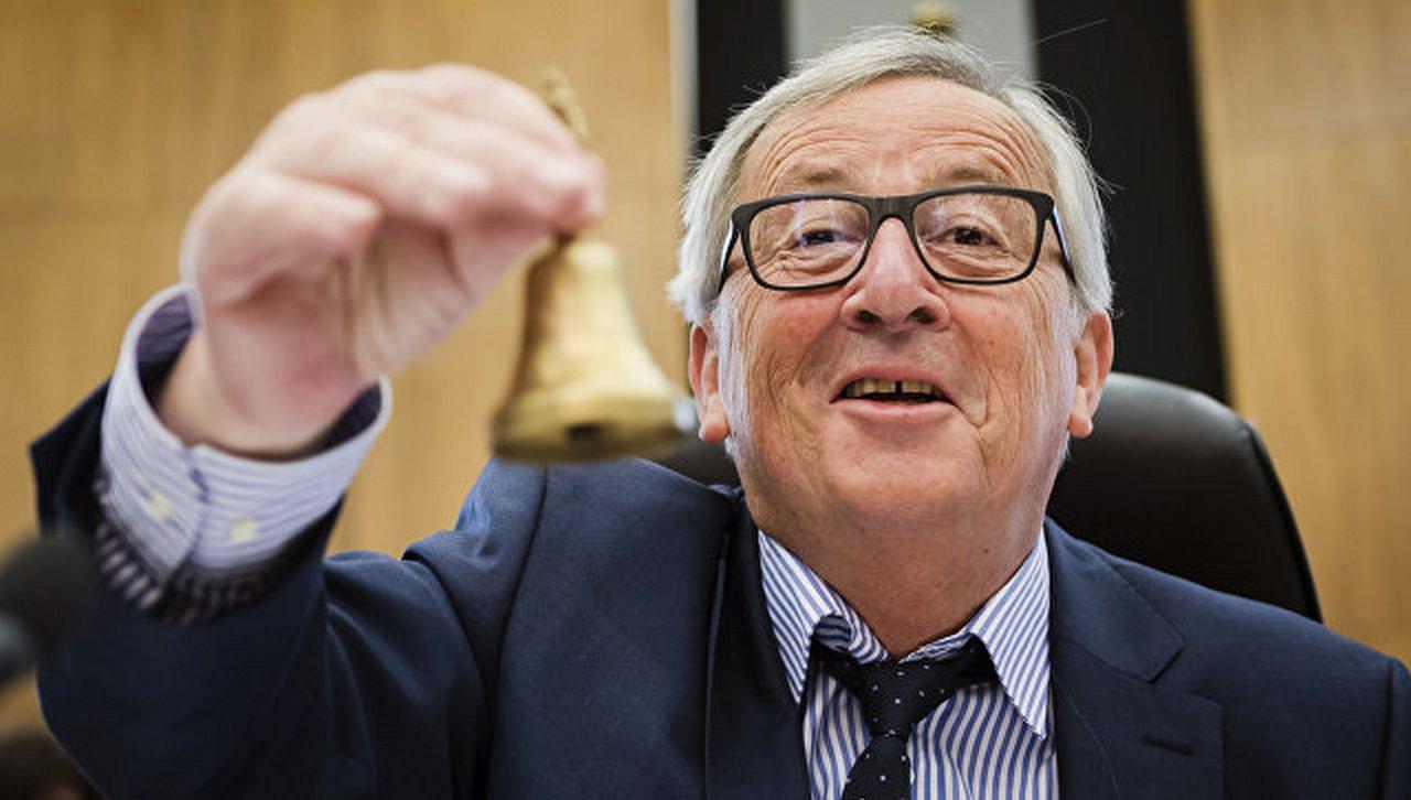 Глава Еврокомиссии Жан-Клод Юнкер намерен давить на Лондон по полной в назидание другим странам ЕС, чтобы показать, какая печальная судьба ожидает тех, кто захочет выйти из Союза