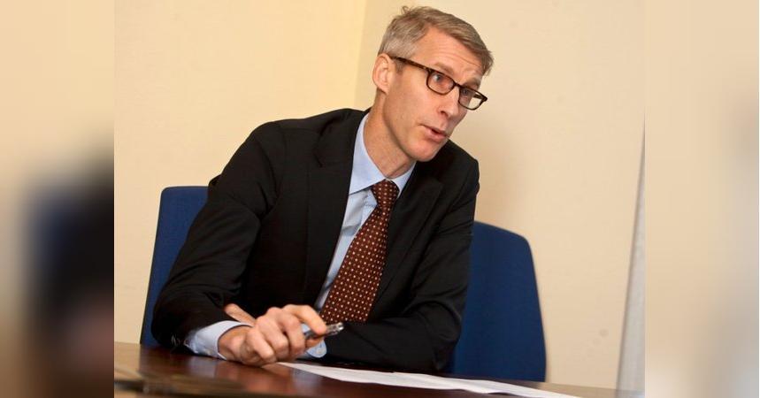 Представитель МВФ в Украине Йоста Люнгман оценил экономические потери нашей страны от коррупции в 2% ВВП