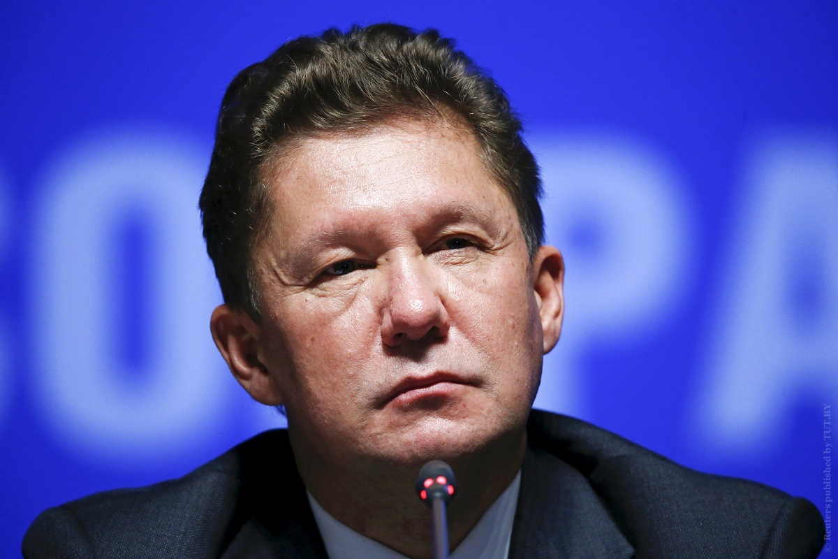 """Глава ПАО """"Газпром"""" Алексей Миллер"""