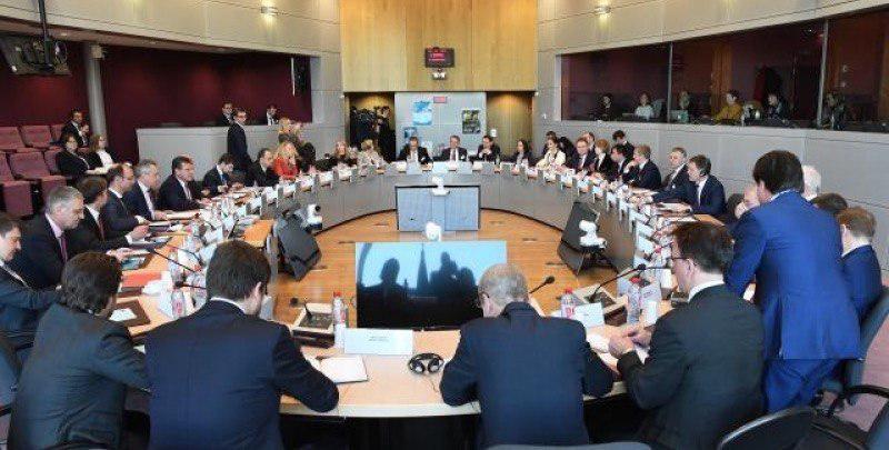 Трехсторонние консультации по взаимодействию в газовой сфере между Россией, Украиной и Еврокомиссией в Брюсселе, 21 января 2019